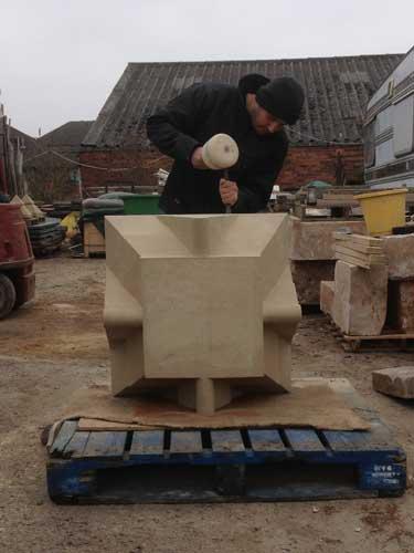 Brett Cap Carving