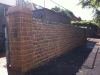 Bulwell Wall Repointed