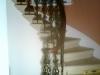 Stairway handrail